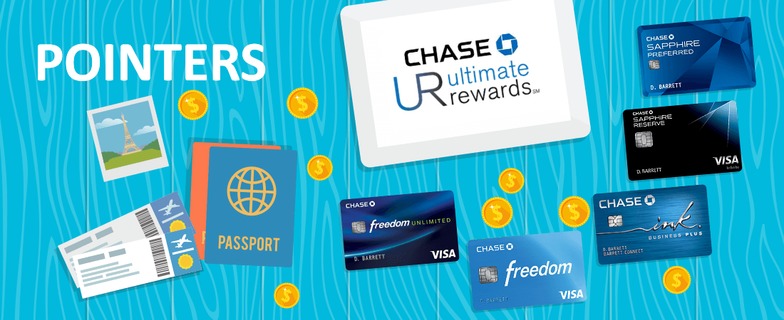 Using Chase Ultimate Rewards Points, Part 1 – The Portal
