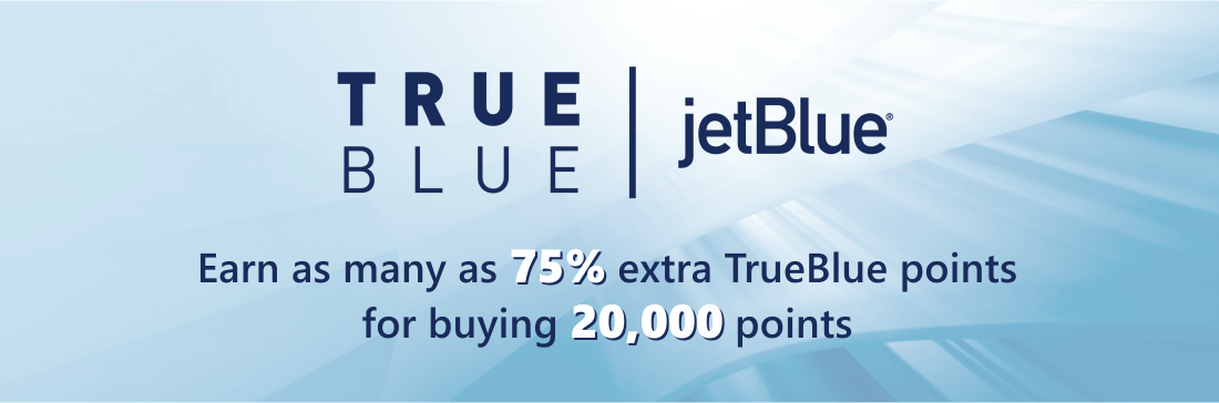 Buy Jetblue pointsa and earn a big bonus