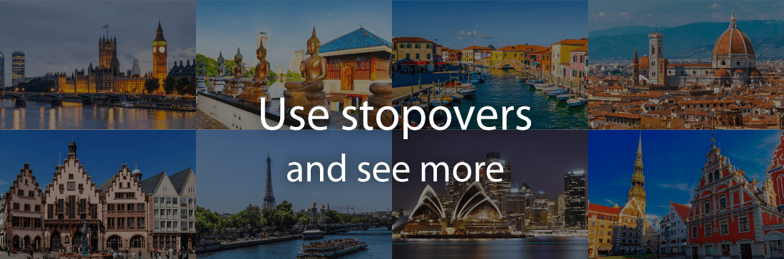 Use stopovers and see more