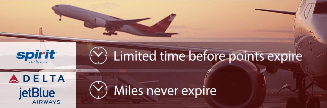 miles expiration