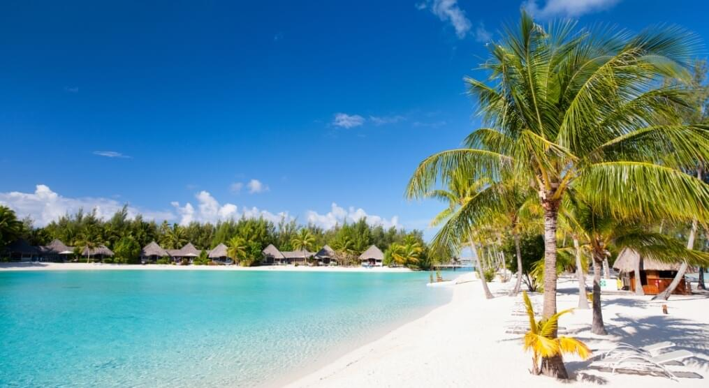 Use miles from Air France-KLM, Alaska or Delta to book a flight to French Polynesia.