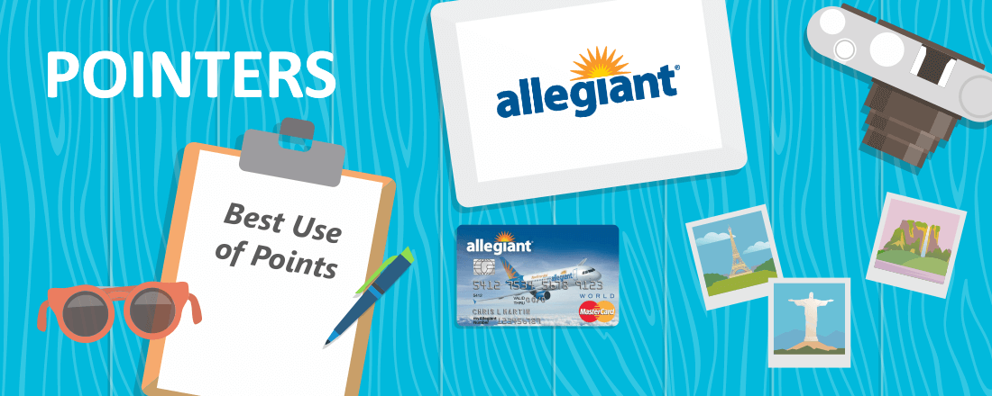 The Best Use of Allegiant Air Points