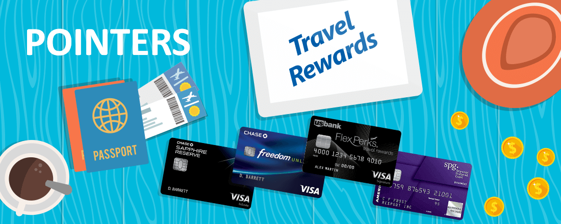How to Pick the Best Travel Rewards Cards