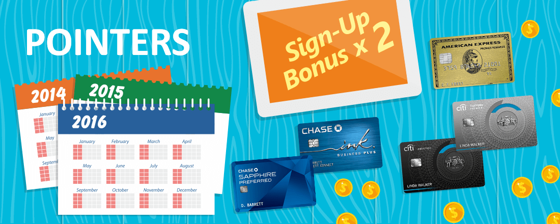 credit card sign up bonus