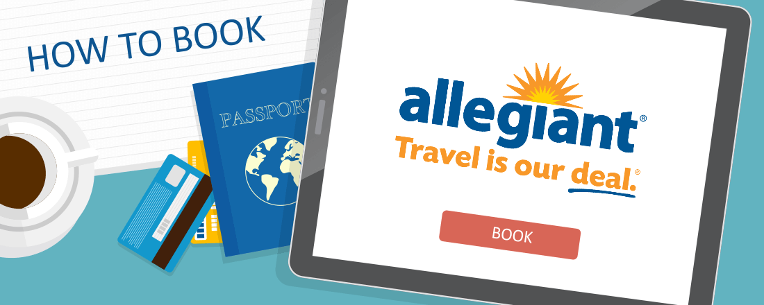 How to Book Allegiant Air Award Flights