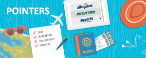 Budget Airlines and Their Loyalty Programs: Allegiant, Frontier and Spirit