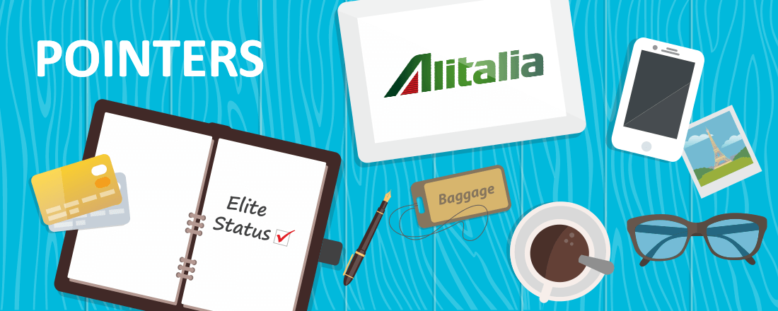 Alitalia Aligns MilleMiglia Benefits Across Etihad Partner Airlines