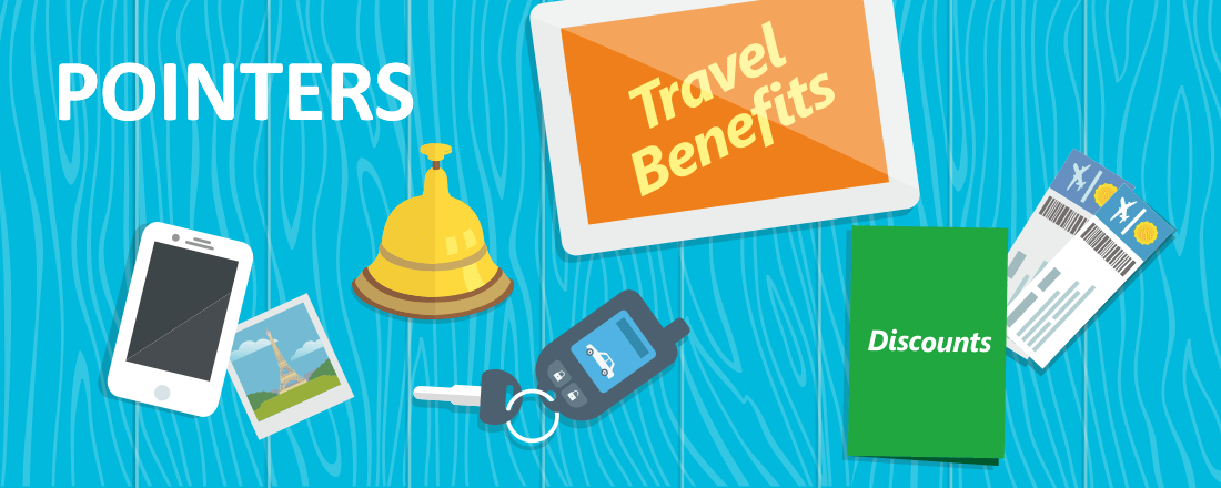 12 Travel Benefits You May Not Know You Have in Your Wallet