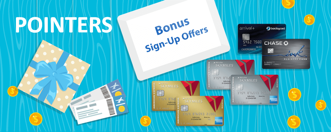 Our Top Picks for October: Credit Cards With Bigger Than Usual Sign-Up Bonuses