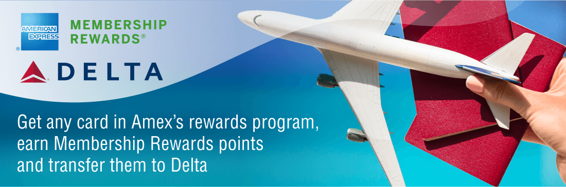Transfer Membership Rewards to Delta