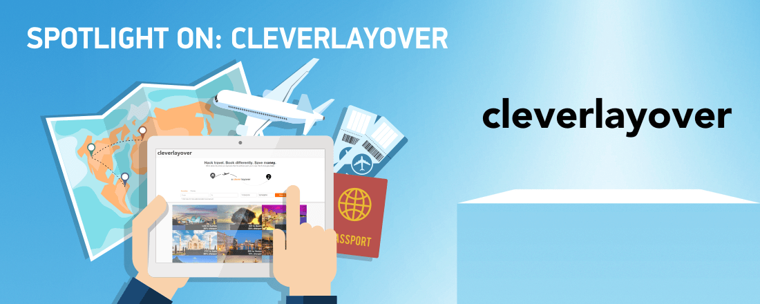 CleverLayover: Save Money On Global Travel