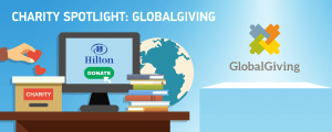 GlobalGiving Connects HHonors Members to Charity Projects