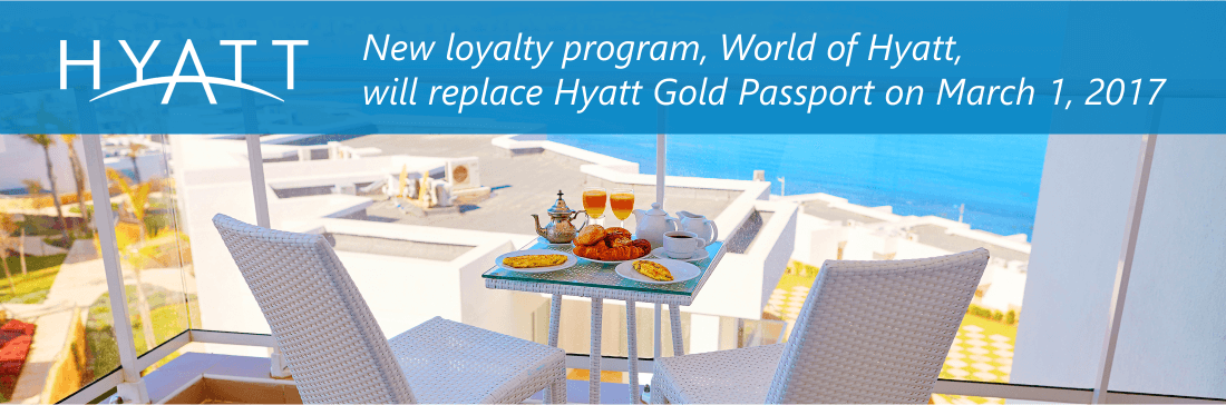 Hyatt launches new elite program World of Hyatt