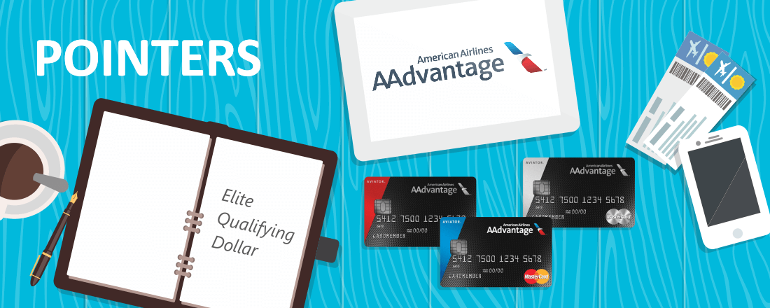 New Elite Qualifying Dollar Benefit on American Airlines Aviator Cards