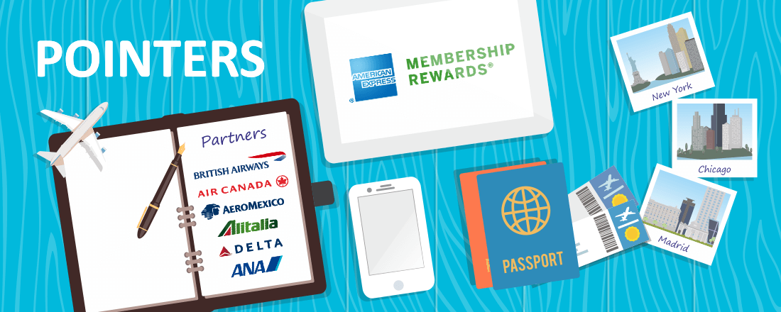 Best and Worst Use of American Express Membership Rewards When Transferring Points to Airlines