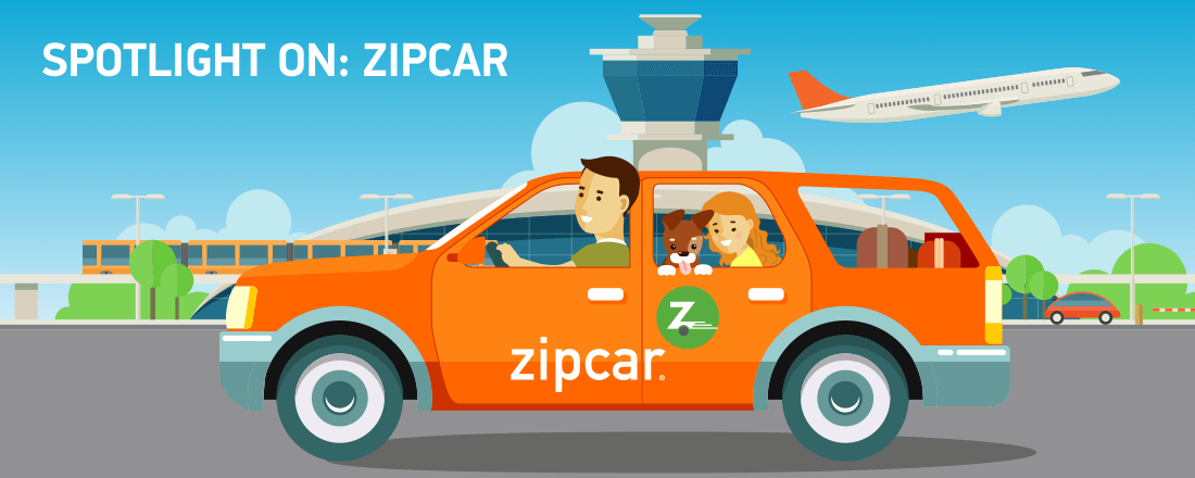 Airport Layovers Don't Need to Be Boring Anymore with Zipcar