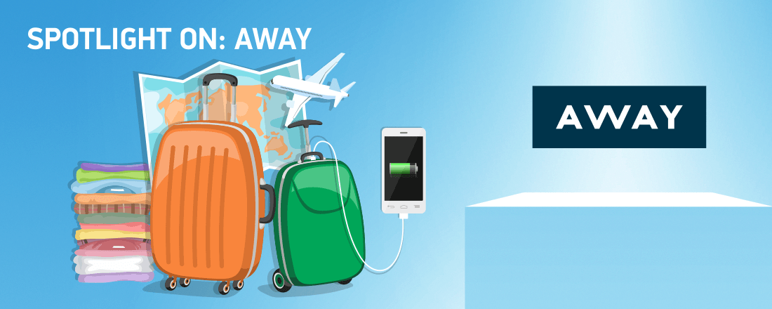 With Smart Yet Simple Design, Away Is The Luggage For Everyone Who Travels