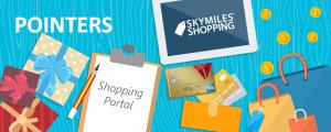 Delta SkyMiles Shopping Mall Portal: A Primer