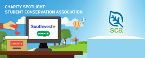 Inspire the Next Generation of Conservationists by Donating Southwest Points to SCA