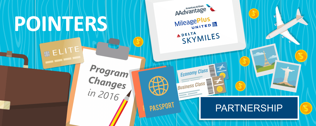 The Year in Review: Frequent Flyer Program Changes in 2016