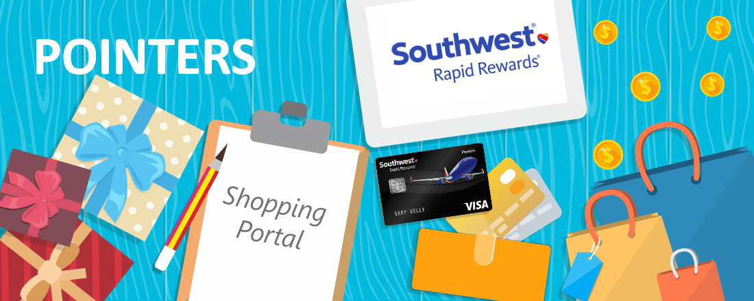 Southwest Rapid Rewards Shopping Mall Portal: A Primer