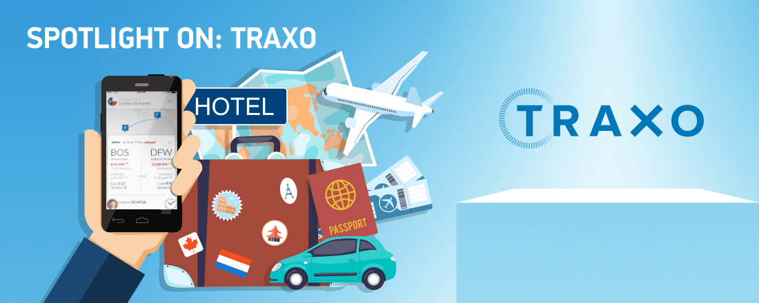 Traxo: Travel Itineraries on an Integrated Dashboard