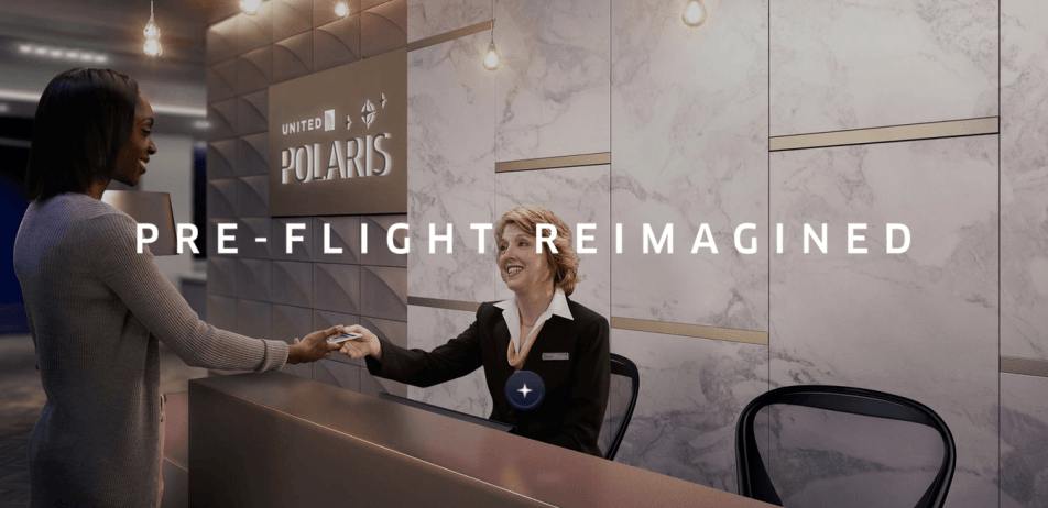 United opens new Polaris lounge