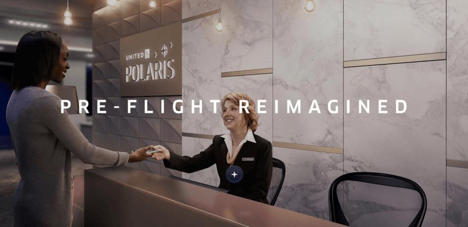 United opens new Polaris lounge