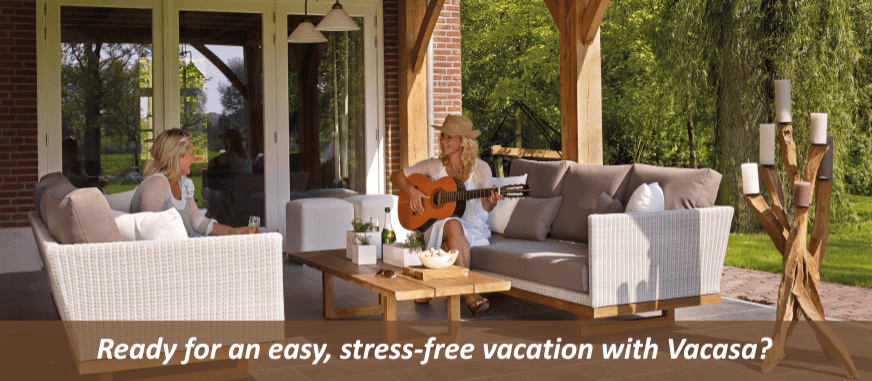 Ready for an easy, stress free vacation?