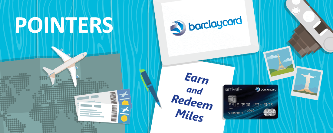 Barclaycard Arrival Plus Generous Sign-up Bonus: 50,000 Miles