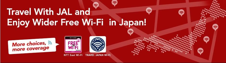 Register and earn two weeks of free wifi in Japan