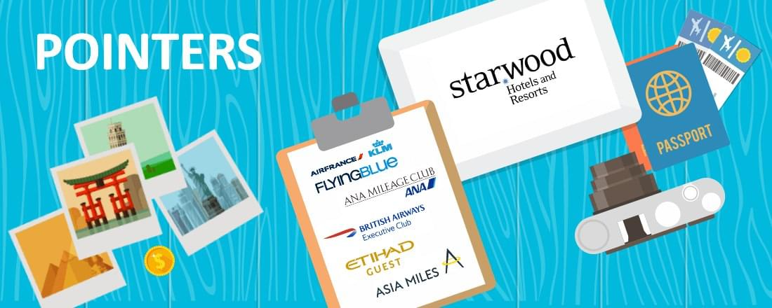Best SPG Transfers for Select Foreign Carrier Awards