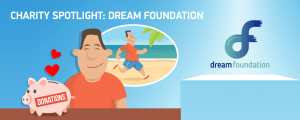 Help Grant Dreams to Adults With Terminal Illnesses by Donating Miles to Dream Foundation
