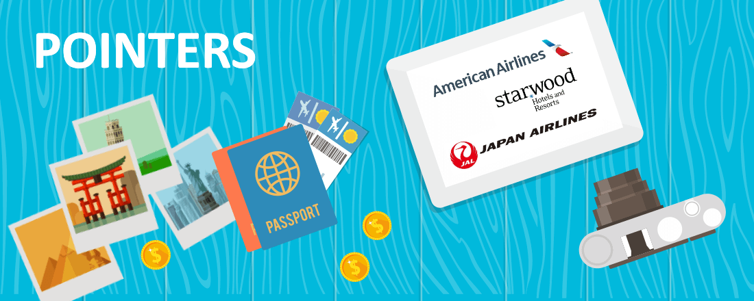 Maximize Your SPG Points With Transfers to American and JAL