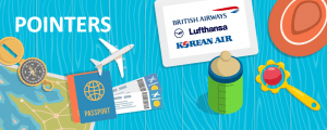 The Ultimate Guide to Booking International Awards with a Lap Infant