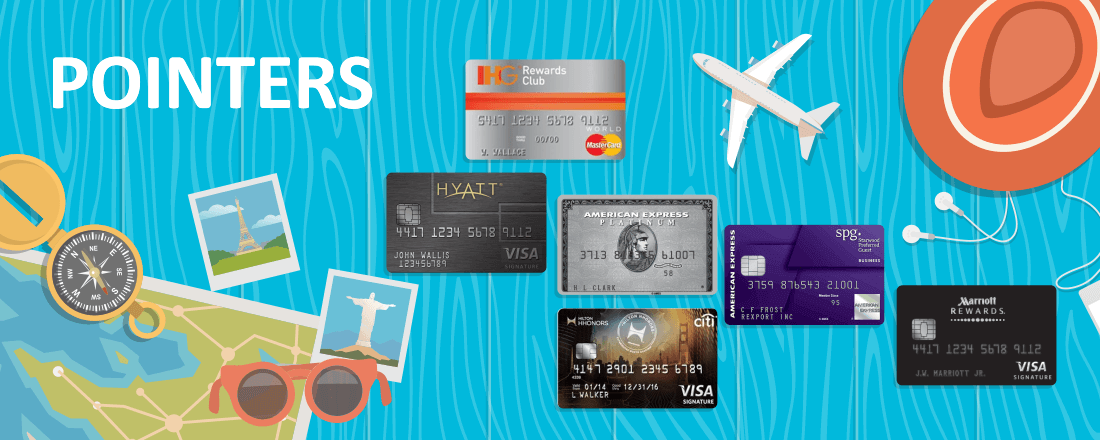 Best Credit Cards For Hotel Elite Status