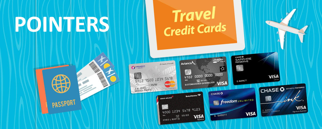 Travel Credit Cards That Came On The Market Last Year