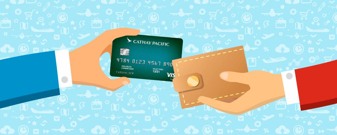 Cathay Pacific Visa Signature Credit Card Review