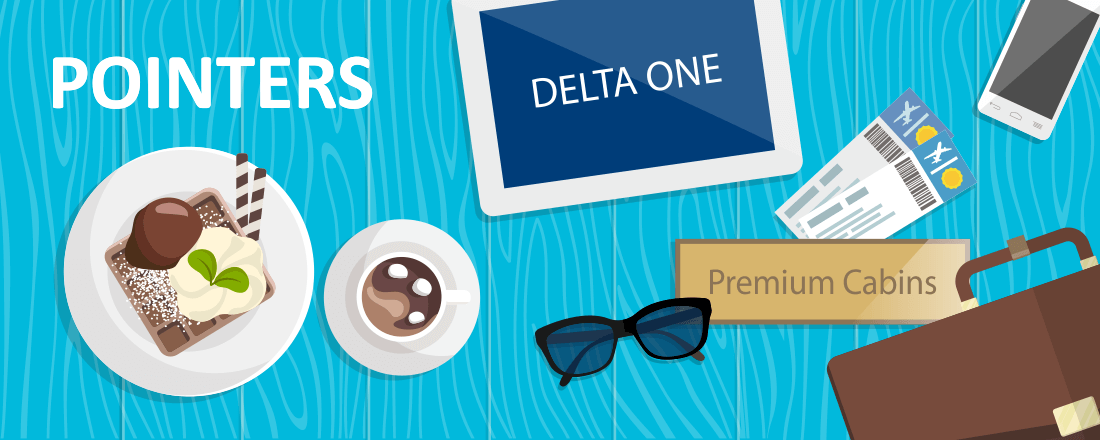 How Delta One Compares to Other Premium Cabins