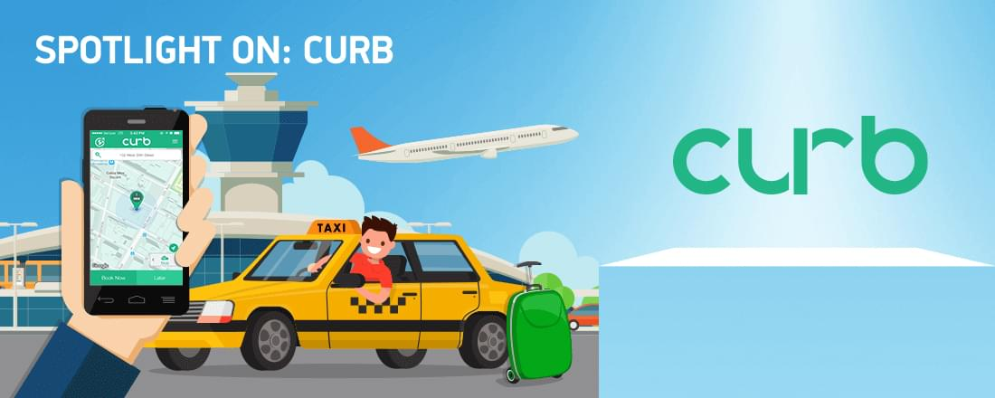Curb: Making Taxis as Convenient as Ridesharing