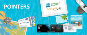 How to Use American Express Membership Rewards or Citi ThankYou Points to Fly United
