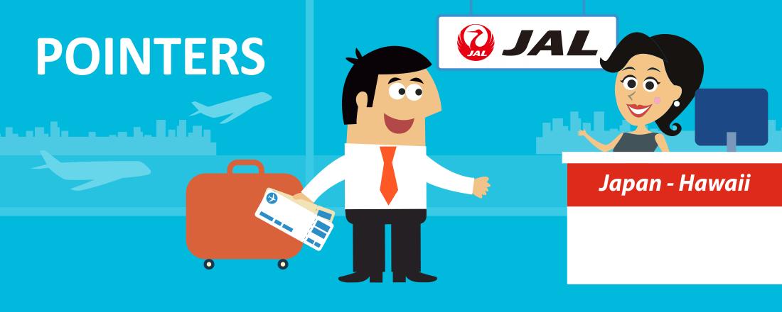 JAL Upgrades its Japan Hawaii Fleet