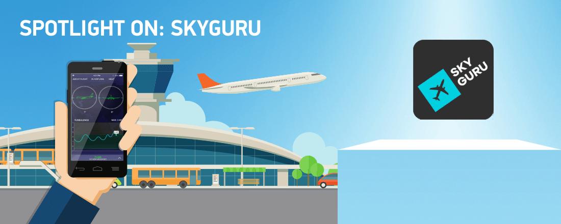 SkyGuru Gives Anxious Travelers Peace of Mind