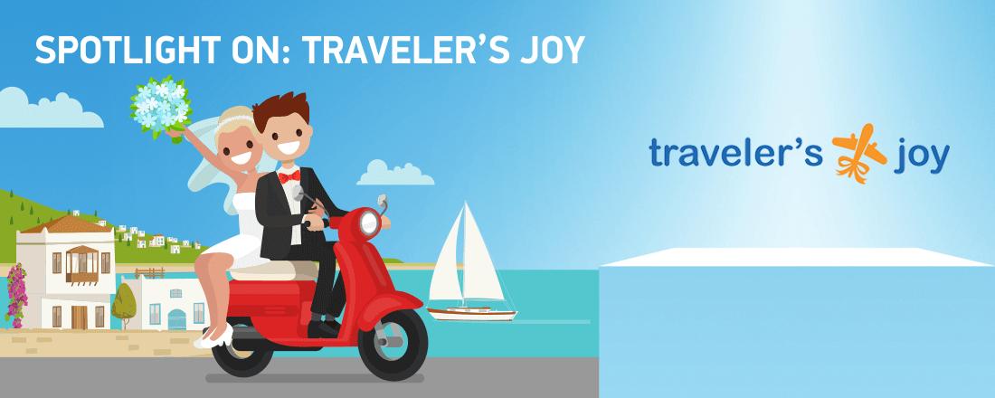 Traveler's Joy: Skip the Blender and Make Memories Instead