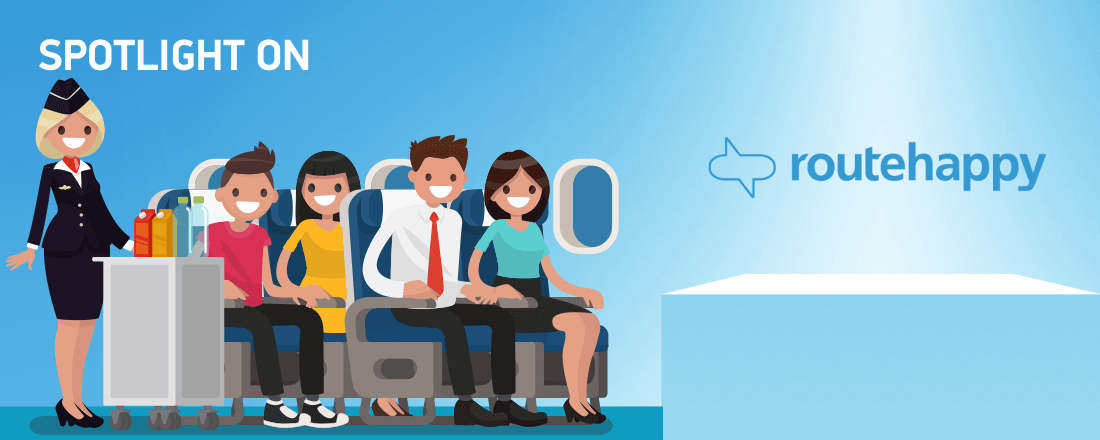 Routehappy: Shop for Flights Based on Amenities and More