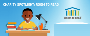 Help a Child Learn to Read by Giving Hilton Points to Room to Read