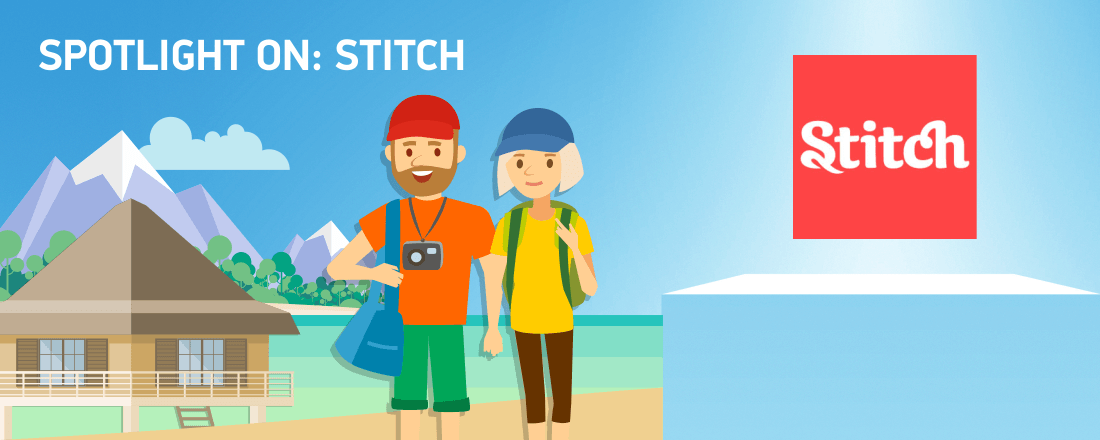Stitch Is Helping Seniors Find The Perfect Travel Buddy