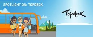 Topdeck Travel Offers Epic Good Times