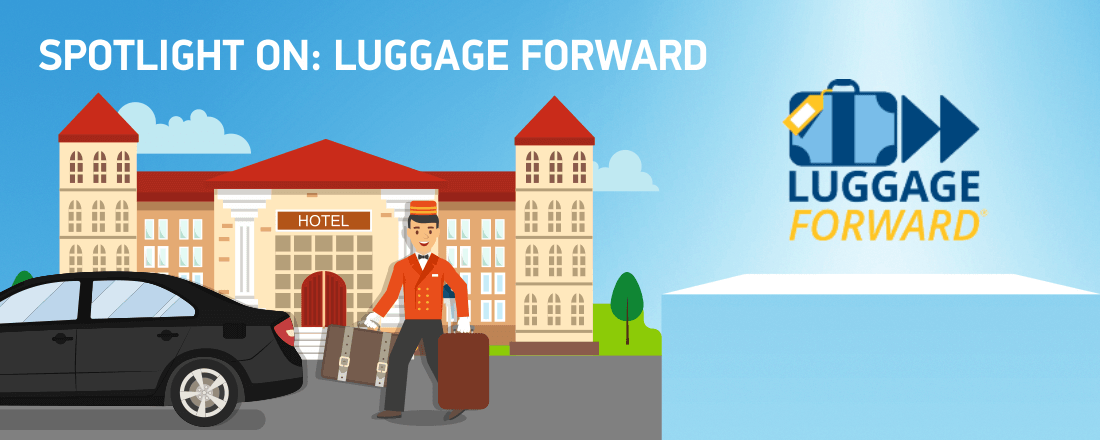 Luggage Forward: Enjoy the Journey as Much as the Destination