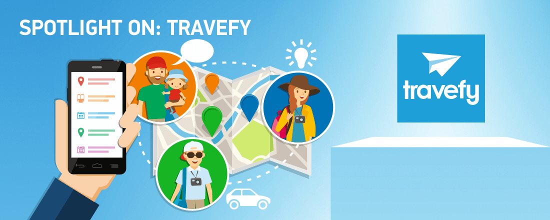 Travefy: Group Itinerary Planning Made Easier